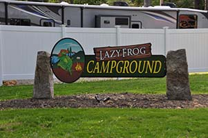 Lazy Frog Campground